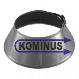 Protidažďová manžeta v pr. 60 mm v hr. 0,5 mm - Kominus